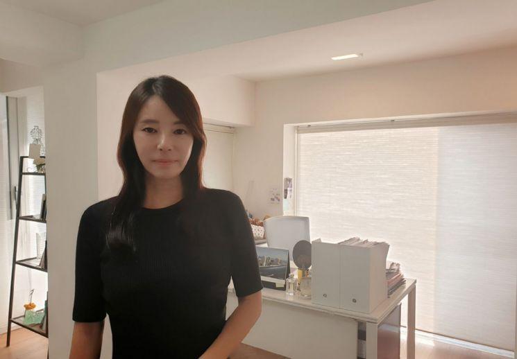 [세계로 뛰는 전문몰②]문윤형 린인터네셔널 대표… '우수한 원단'은 라린느 스타일 유니폼의 핵심