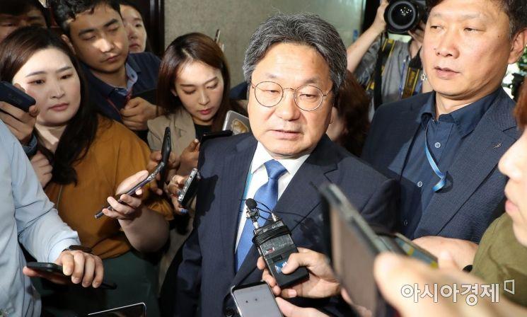 강기정 청와대 정무수석