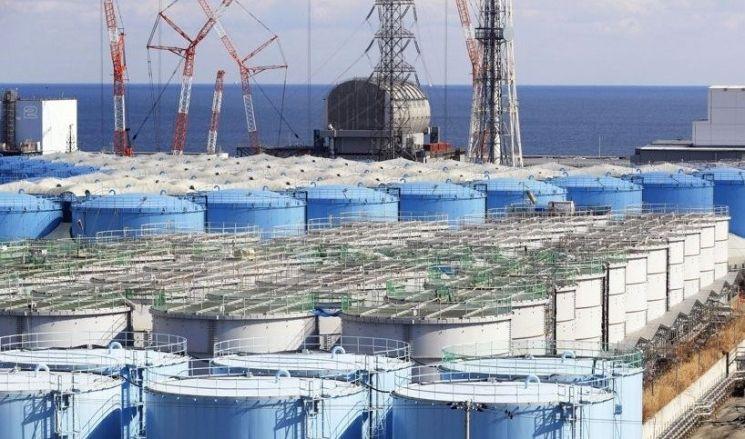 """日 """"후쿠시마 오염수 방출 결정, 연내 가능""""…외교부 """"국제사회와 공조 대응"""""""