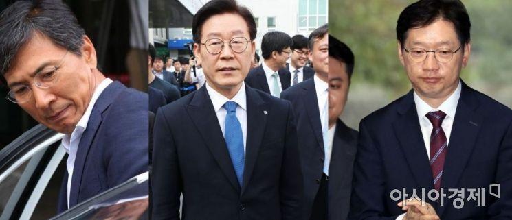 추석 앞두고 與 대선 잠룡들 연이은 '악재'
