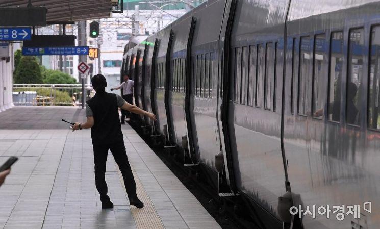 [포토] '고향 가는 열차 출발합니다'