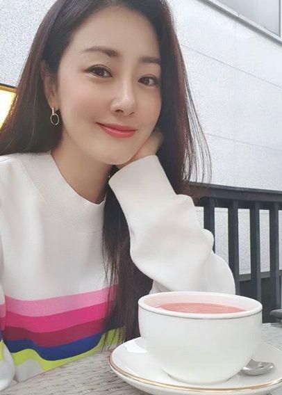 배우 오나라 / 사진=오나라 인스타그램 캡처