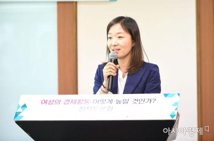 """""""여성 경제활동 참가율 높이려면 여성기업 육성해야"""""""