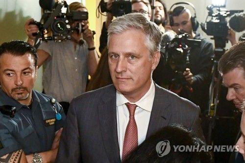 """오브라이언 NSC 보좌관 """"북한, 핵실험 재개는 실수"""" 경고"""