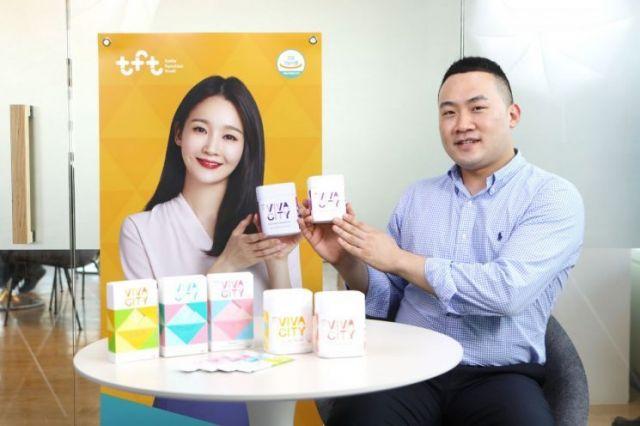 """[유통 핫피플]빙그레가 만든 건강기능식품은 맛있다…""""비바시티, 성장동력될 것"""""""