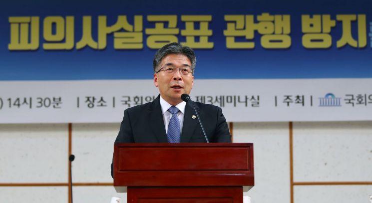 민갑룡 경찰청장. [이미지출처=연합뉴스]