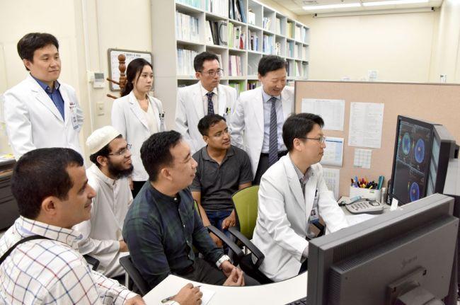 화순전남대병원, 개발도상국 학의학 전문가 육성 '앞장'