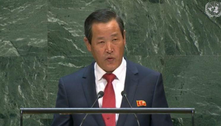 """북한 """"미국, 정치적·군사적 도발…남한은 이중적 행태"""" 비난"""