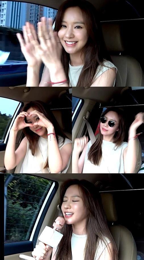MBC 예능 프로그램 '놀면 뭐하니?' 배우 김아중 / 사진=MBC