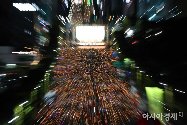 [포토]검찰개혁 촉구 촛불
