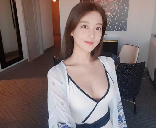 [포토] 오승아 '청순+섹시의 정석'