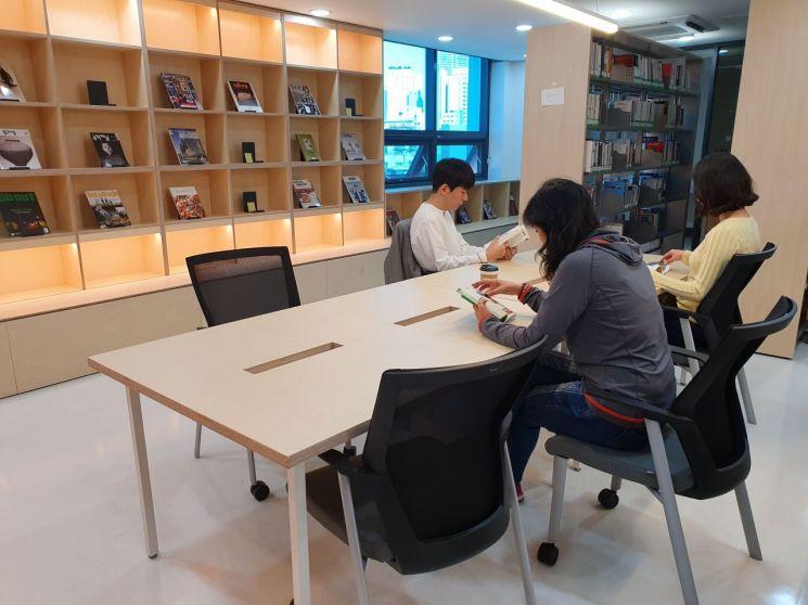 중랑상봉도서관