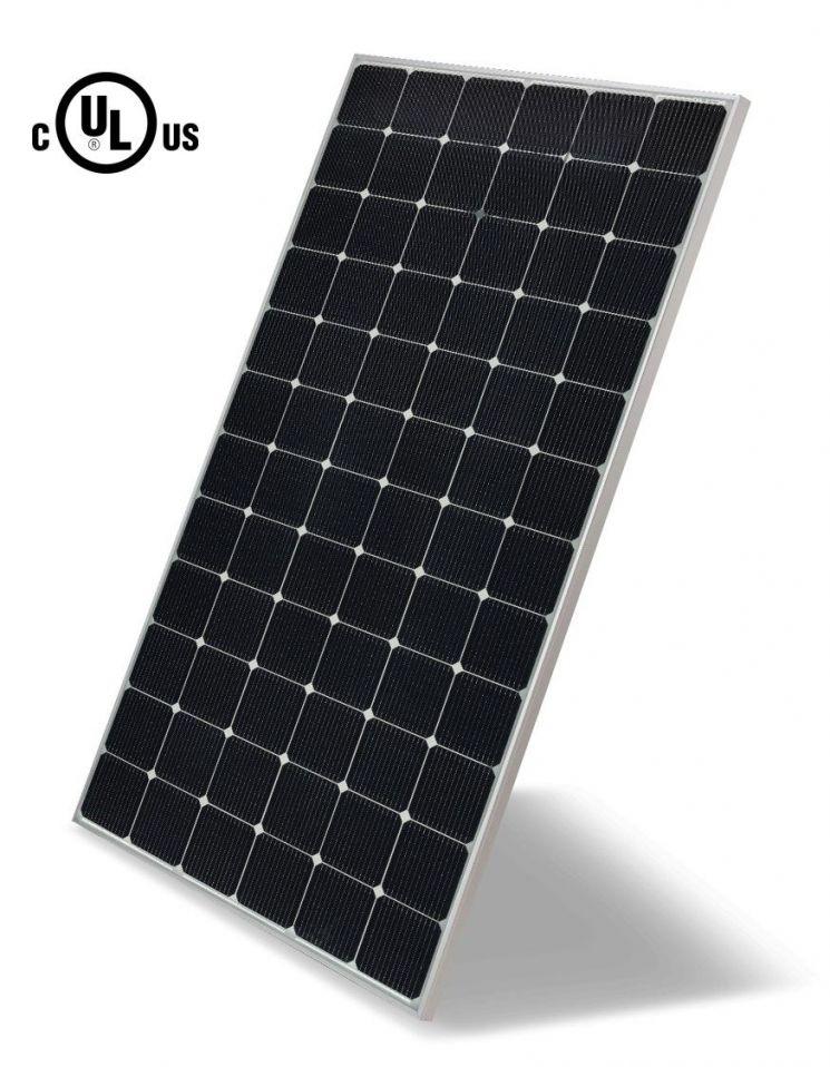 LG전자 '양면발전 태양광 모듈', 국내 최초 美 UL인증