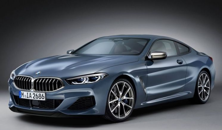BMW 8시리즈(사진=BMW코리아)