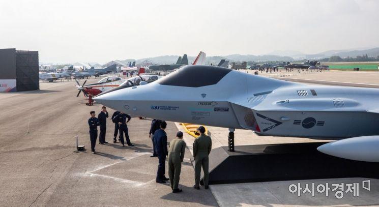 [포토]한국형 차세대 전투기 'KFX'가 궁금해