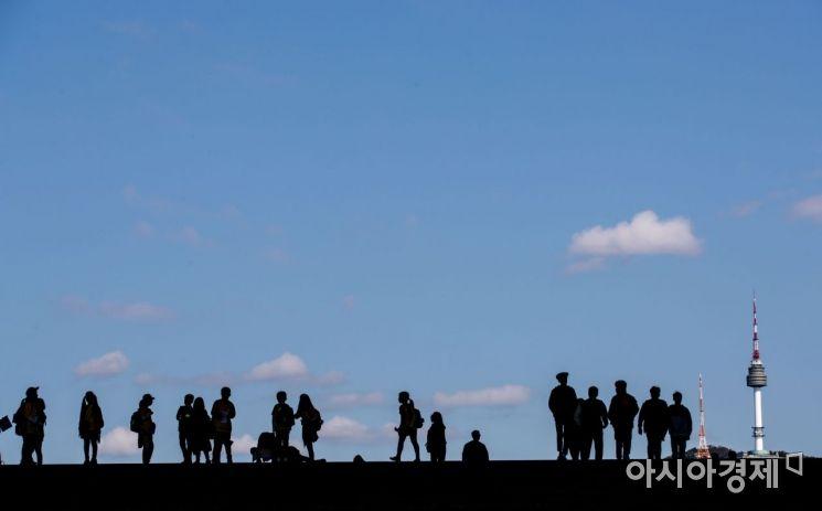 [포토]청명한 가을하늘