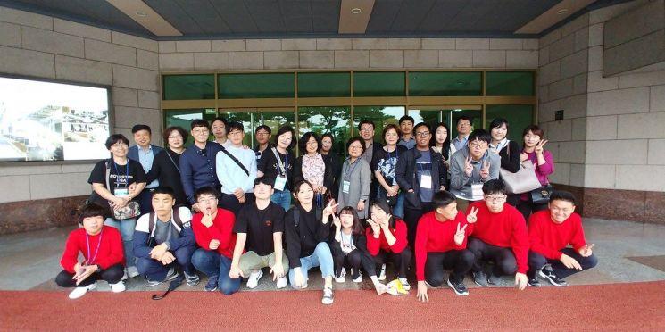 광주 학생들 '전국 장애학생 페스티벌'서 실력 뽐내