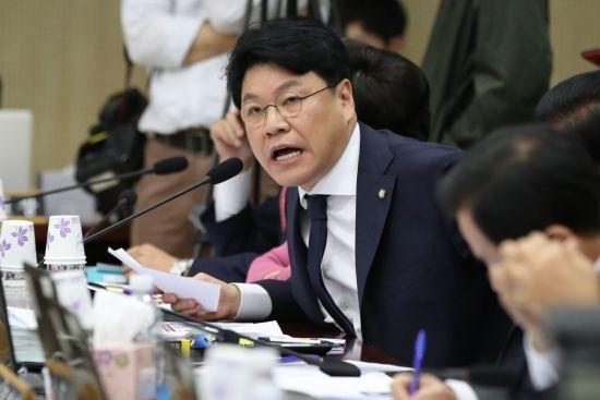 장제원 자유한국당 의원[이미지출처=연합뉴스]