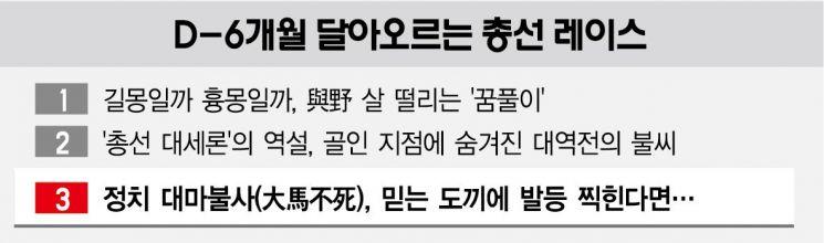'영호남' 깨진 '텃밭' 이번에도 재현 가능성