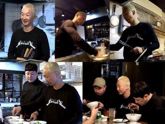 밴드 노브레인의 멤버 이성우/사진=MBC '나 혼자 산다' 화면 캡처