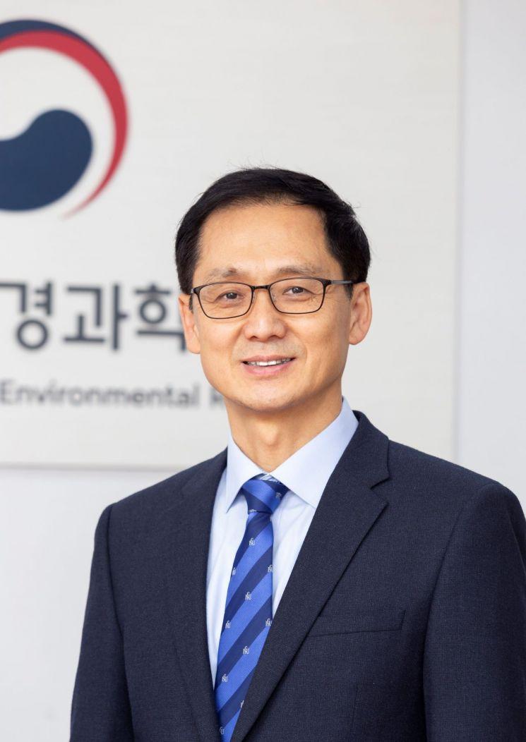 장윤석 국립환경과학원 원장