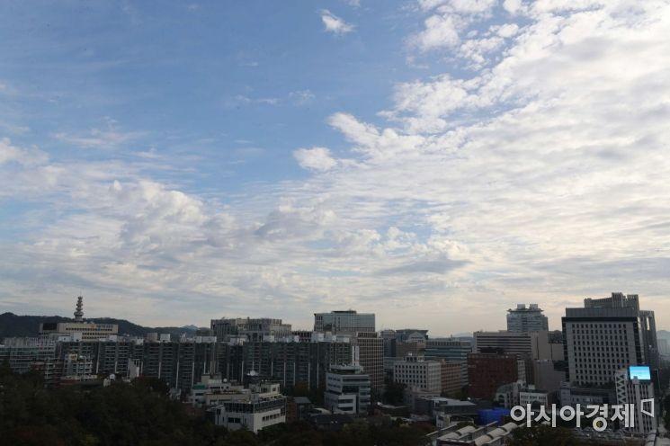 [오늘날씨]전국 대체로 흐림…강원·경북 새벽까지 '눈'