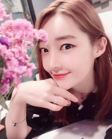 티아라 출신 한아름 / 사진=한아름 인스타그램 캡처