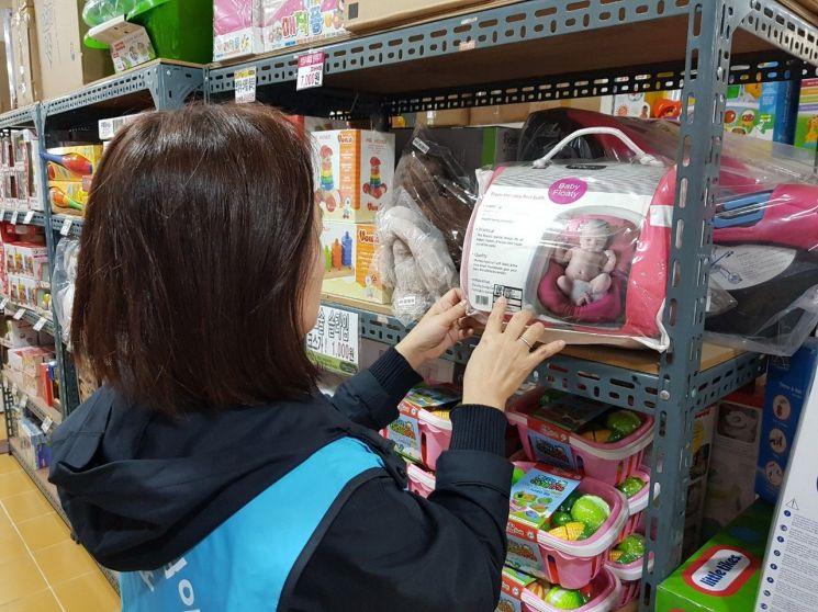 경기도, 어린이제품 불법유통 실태조사 벌인다