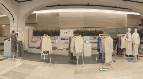 '합리적 브랜드' W9 인기에…이랜드, 신세계 강남 팝업스토어 연장 오픈