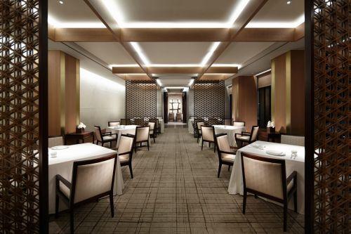 한식당 '라연' 홀