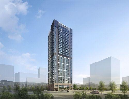 규제 무풍지대…아파트 대체상품 '범어자이엘라' 관심