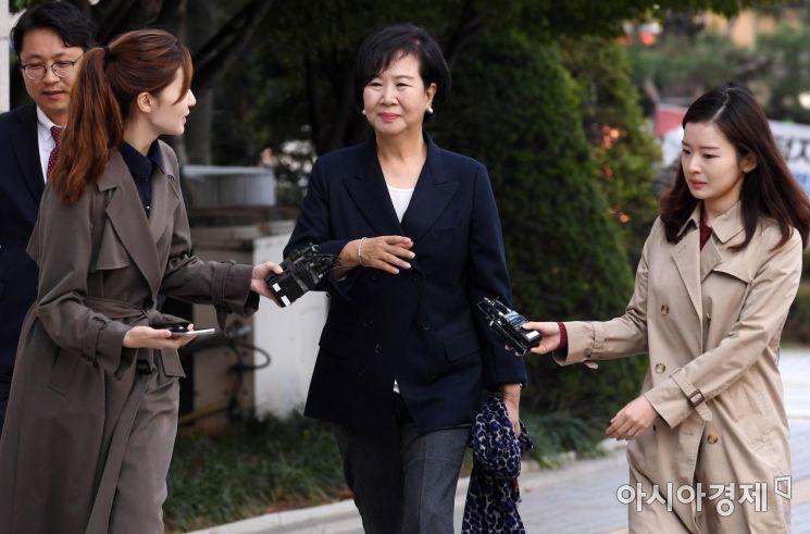 [포토] 대답 없는 손혜원