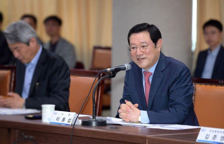 광주시, 24개 공공기관장 회의 개최…주요 현안 공유