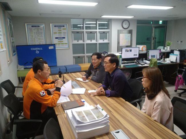 광주 남부소방서, 공동주택 화재예방 안전관리 추진