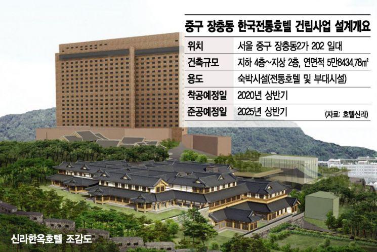 한옥 처마에 누마루까지…베일 벗는 이부진의 '서울 1호' 한옥호텔