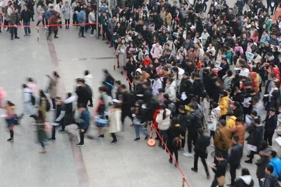 중국도 공무원 시험 열풍…한 자리 놓고 1000대 1 경쟁도