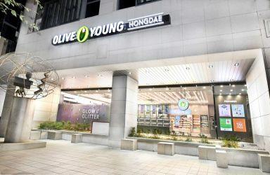 올리브영, 밀레니얼 뷰티 센터 '올리브영 홍대' 오픈