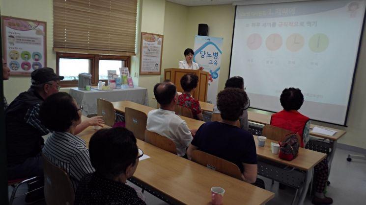 성동구 '고혈압·당뇨병 등록교육센터' 운영 주민 심뇌혈관 질환 관리