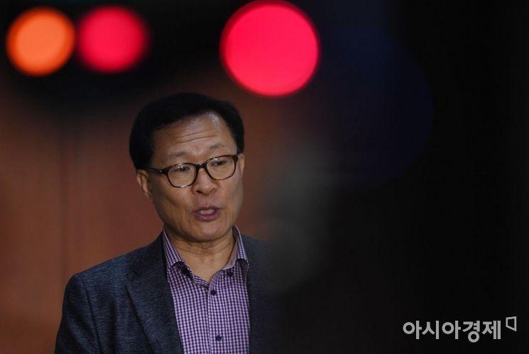[포토] 탈당 기자회견하는 문병호