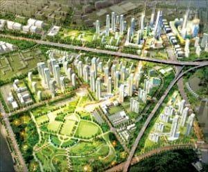 OCI, 사업비 5.7조원 규모 ' 인천 용현·학익 도시개발사업' 추진
