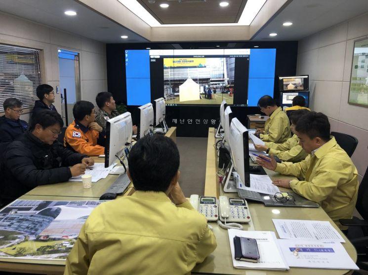 송파구, 지역안전지수 4개 분야 1등급 차지한 비결?