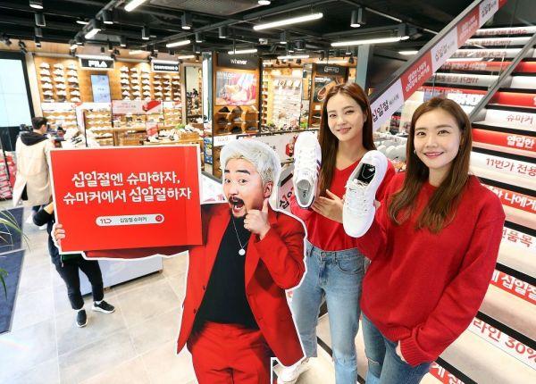 """""""팝콘·아메리카노가 100원?""""…오프라인 넘보는 온라인 쇼핑축제"""