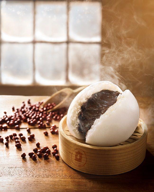 하얀 겨울에 먹는 호빵, 1초에 8개씩…간식거리 넘쳐나도 '최고 비결은'(종합)