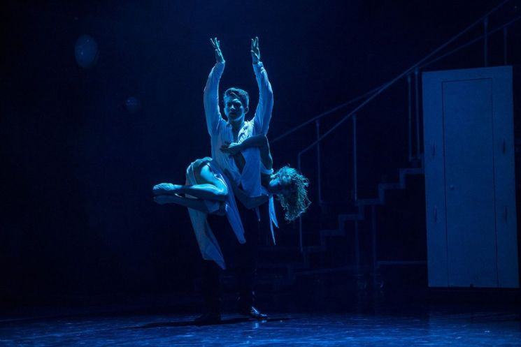 '로미오와 줄리엣'을 현대무용으로…폴란드 까로댄스시어터 내한