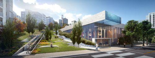 '사업비 1조8억원' 한남3구역, GS건설 '아파트 넘어선  주거의 品格'을 높이다