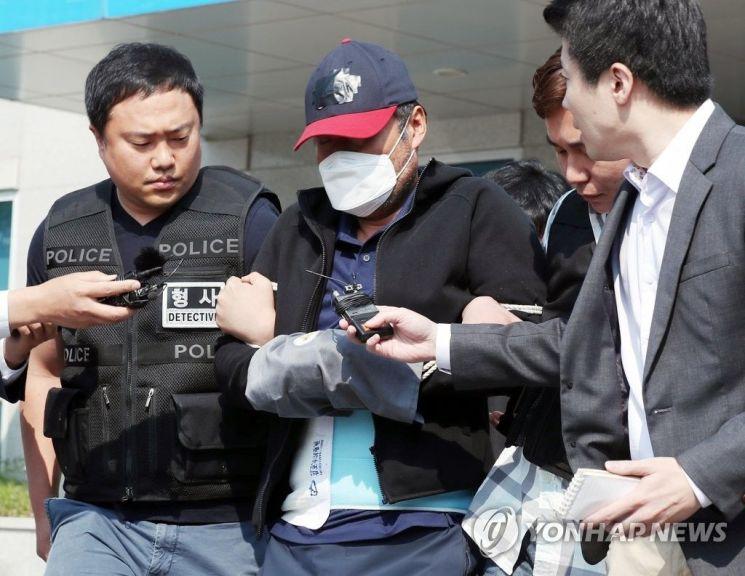 '아내 폭행 살해 혐의' 유승현 전 김포시의회 의장 [사진=연합뉴스]