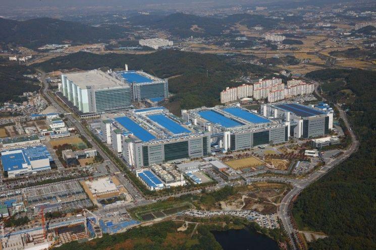 삼성디스플레이 충남 아산 사업장