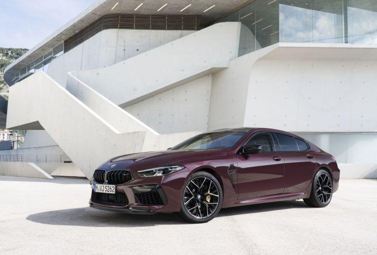 BMW 뉴 M8 쿠페 컴페티션