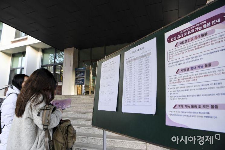 한국교육과정평가원, 2021.대학수학능력시험 시행세부계획 공고