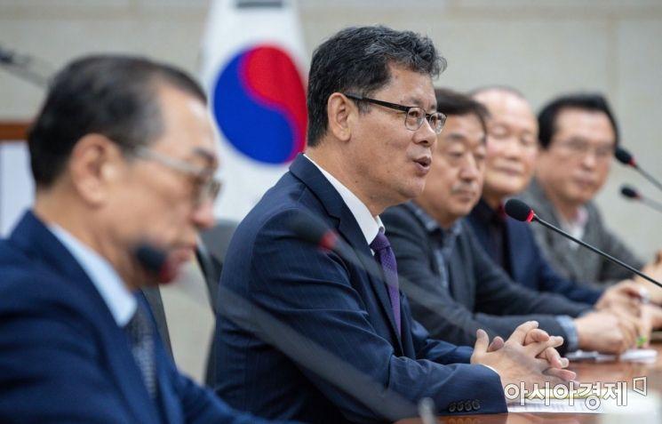 [포토]김연철 장관 모두발언